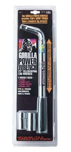 5. Gorilla Automotive 1721 Telescoping Power Wrench