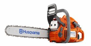 5. Husqvarna Gas Powered Chain Saw