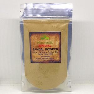 5. Pam Herbals Special Sandalwood Powder