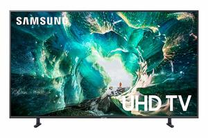 5. Samsung UN75RU8000FXZA 4K 8 Series Smart TV