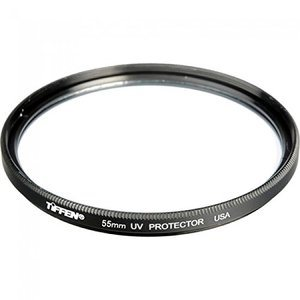 5. Tiffen 55mm UV Protection Filter