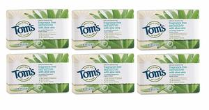 5. Tom's of Maine Natural Beauty Bar Soap with Aloe Vera