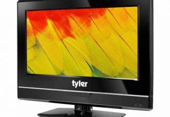 5. Tyler 13.3-Inch Digital LED HDTV