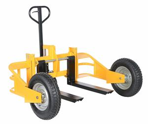 5. Vestil ALL-T-HD Heavy Duty All Terrain Pallet Truck