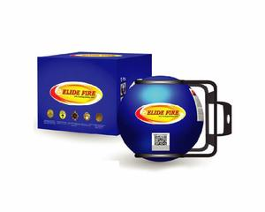 6. Blue Mini ELIDE FIRE Extinguishing Ball