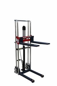 6. Pake Handling Tools - Manual Fork Type Stacker
