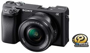 6. Sony Alpha a6400 Mirrorless Camera Auto Focus