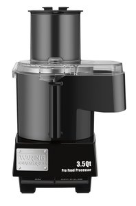 6. Waring Commercial WFP14SC Batch Bowl and Continuous Food Processor