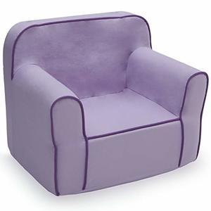7. Delta Children Foam Snuggle Chair