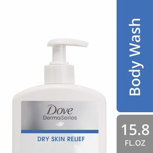 7. Dove Fragrance-Free Body Wash