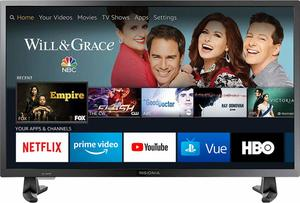 7. Insignia 32-inch TV 720p HD Smart LED TV