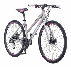 7. Schwinn Hybrid Bike Phocus 1500 Flat Bar Sport Fitness