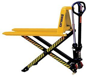 7. Wesco Industrial Products 272975 Telescoping Pallet Truck
