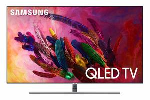8. Samsung QN75Q7FN QLED 4K UHD 7 Series Smart TV