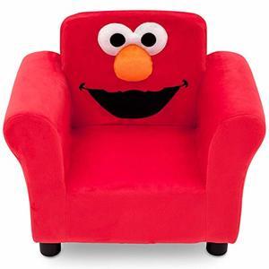 8. Sesame Street Elmo Upholstered Chair