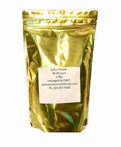 8. Sulfur Powder 2lb 99.9 Percent Pure Easy Open RESEALABLE Bag!