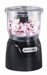 9. Hamilton Beach Mini 3-Cup Food Processor & Vegetable Chopper
