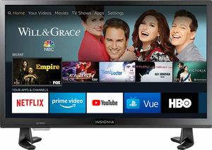 9. Insignia 24-inch TV 720p HD Smart LED TV