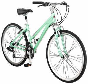 9. Schwinn Siro Comfort Hybrid Bikes Lightweight Aluminum Frame