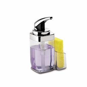9. simplehuman Precision Lever Square Push Soap Pump