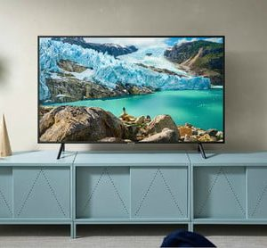 Samsung 75-inch LED Smart 4K TV