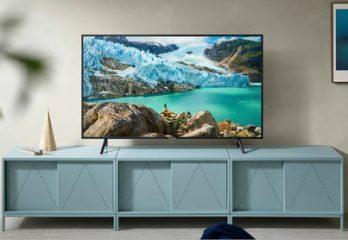 Samsung 75-inch LED Smart 4K TV