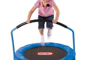 Top 10 Best Mini Trampolines Review 2019