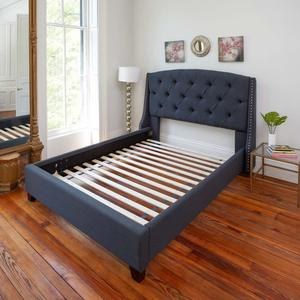 1. Classic Brands Standard Solid Wood Bed Support Slats