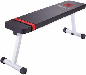 10. K KiNGKANG Flat Weight Bench Versatile