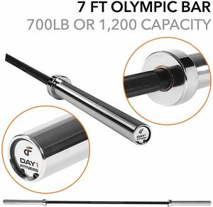 10. Olympic Barbell 2