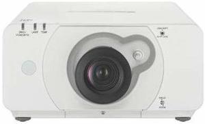 10. Panasonic PT-DZ570U DLP Projector
