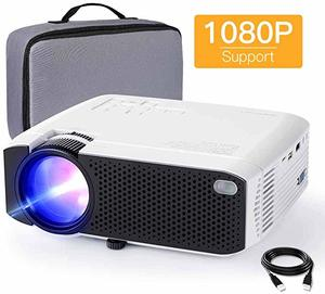 2. APEMAN 3800L Brightness 180 Display Projector
