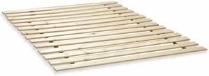 2. Classic Brands Heavy Duty Attached Solid Wood Bed Support Slats