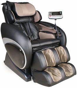 2. OS-4000 Zero Gravity Heated Reclining Massage Chair