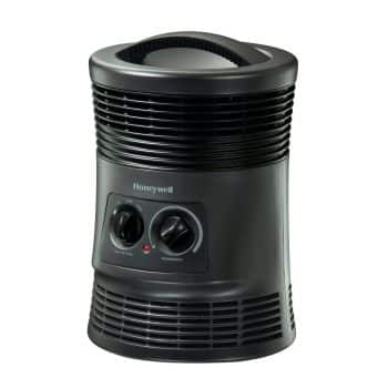 Honeywell HHF360V 360Degree Surround Fan Forced Heater with Surround Heat output