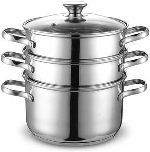 3. Cook N Home NC-00313 Double Boiler Steamer