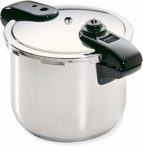 3. Presto 01370 8-Quart Stainless Steel Pressure Cooker