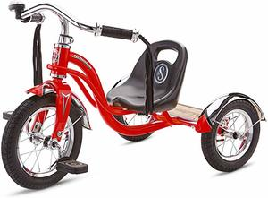 3. Schwinn Roadster Tricycle with Classic Bicycle Bell