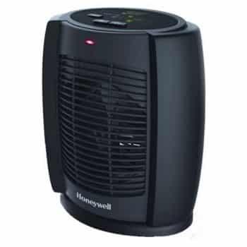 Honeywell HZ-7300 Deluxe Energy Smart Cool Touch Heater Black