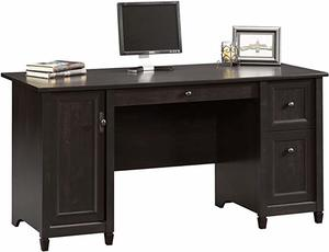 4. Sauder Edge Water Computer Desk