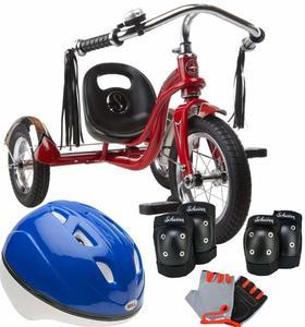 4. Schwinn Bundle Includes 3 Items Roadster 12-Inch Trike