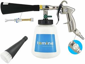 4. TOMINE Car Cleaning Gun with Air Regulating Valve