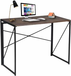 4. Writing Computer Desk Industrial Style