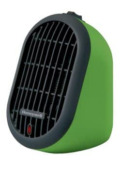 Honeywell HCE100G Heat Bud Ceramic Heater Green