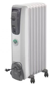DeLonghi MG7307CM Safeheat Comfort Temp Portable Oil Filled Radiator
