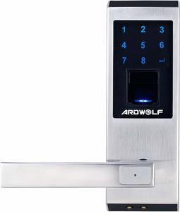 5. Ardwolf A20 Security High-sensitivity Biometric Fingerprint Door Lock