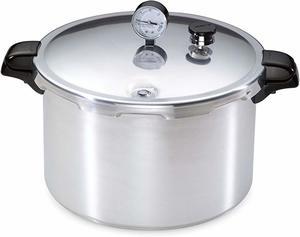 5. Presto 01755 16-Quart Aluminum canner Pressure Cooker