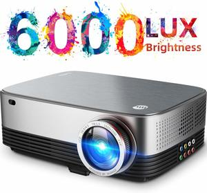 5. VIVIMAGE C680 Native 1080p Led Projector