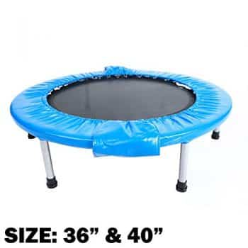 Ader Fitness 36''-48'' Durable Trampoline