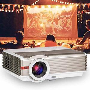 6. EUG 5000Lumens LCD LED Projector 1080P HD